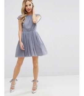 Sukienka damska exAS Grey XS 1902012/34