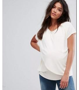 Bluzka ciążowa exAS S 1909009/36