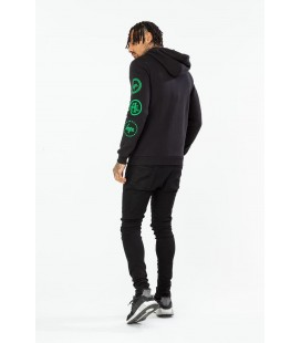 Bluza męska HYPE Neon Logos L 2105002/L