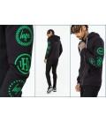 Bluza męska HYPE Neon Logos M 2105002/M