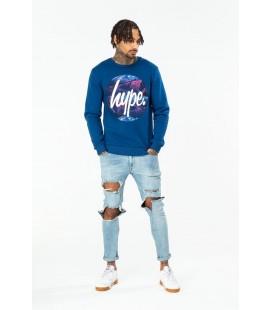 Bluza męska HYPE Circle XS 2107011/XS