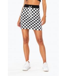 Spódnica damska HYPE Checkerboard S 2111009/36