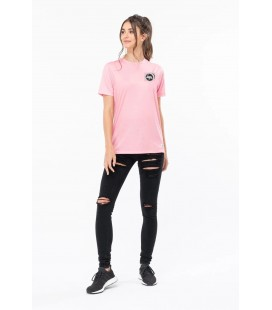 T-shirt damski HYPE Crest S 2111012/36