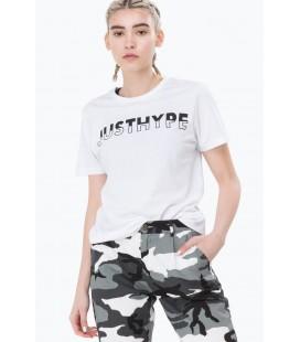 T-shirt damski HYPE Half XS 2112008/34