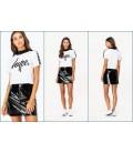 T-shirt damski HYPE Turtle S 2112010/36