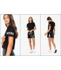 T-shirt damski HYPE Sporting XS 2114003/34