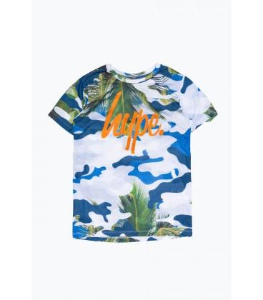 T-shirt chłopięca HYPE Palm 11/12lat 2113009/11-12