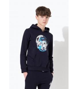 Bluza chłopięca HYPE Camo 5-6lat 2115003/5-6