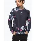 Bluza męska HYPE Border Botanic S 2117005/S