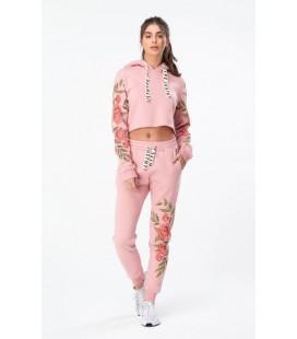 Bluza damska HYPE Pink Floral M 2117006/38