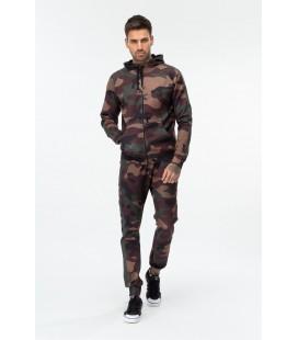 Spodnie dresowe męskie HYPE Camo XS 2117009/XS