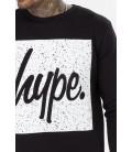 Bluza męska HYPE Square S 2117001/S
