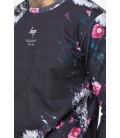 Bluza męska HYPE Border Botanic XS 2117005/XS