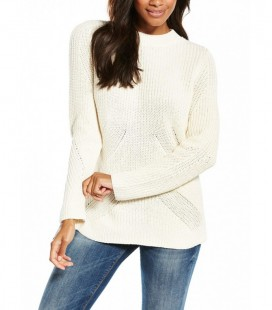 Sweter damski BY VERY Eyelet M 2201002/38