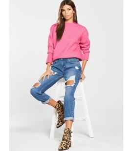 Sweter damski BY VERY Longline XL 2201003/42