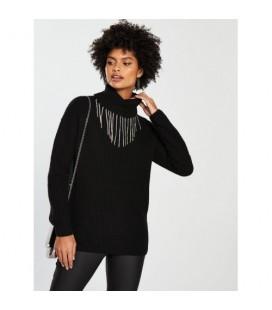 Sweter damski BY VERY Diamente M 2201005/38