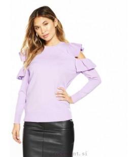 Sweter damski BY VERY Ruffle M 2202005/38