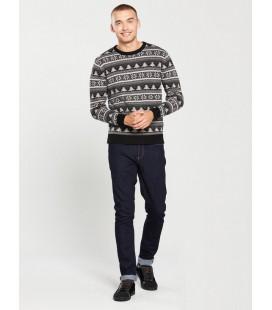 Sweter męski BY VERY Jacquard M 2203011/M