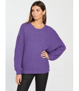 Sweter damski BY VERY Purple L 2202007/40