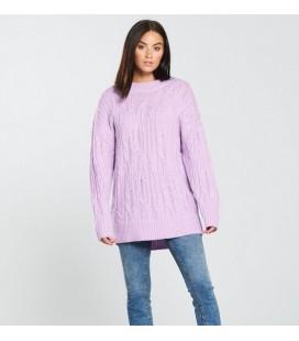 Sweter damski BY VERY Lilac L 2206002/40