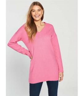 Sweter damski BY VERY Pink L 2208003/40