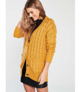 Sweter damski BY VERY Cable Knit M 2205002/38