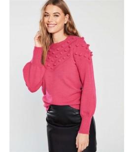 Sweter damski BY VERY Pom Pom L 2205009/40