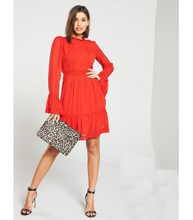Sukienka damska YAS Anika Red M 2302015/38