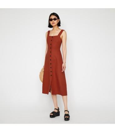 Sukienka damska WAREHOUSE Linen XXL 2306030/44