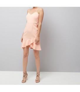 Sukienka damska NEW LOOK Ruffle Hem XXL 0616023/44