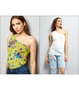 T-shirty damskie NEW LOOK 1 Shoulder 2401029/46