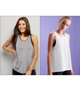 T-shirty damskie NEW LOOK Sport S 2401050/S