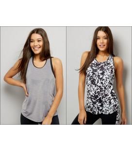 T-shirty damskie NEW LOOK Sport XS 2401053/XS