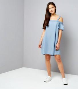 Sukienka dziewczęca NEW LOOK Bardot 2402037/9