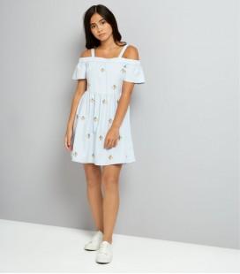 Sukienka dziewczęca NEW LOOK Poplin 2403002/14