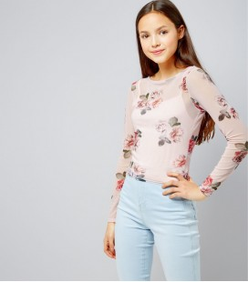 Bluzka dziewczęca NEW LOOK Elsa 2403012/9