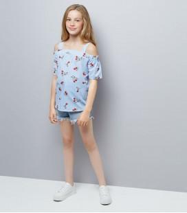 Bluzka dziewczęca NEW LOOK Cherry 2403020/14