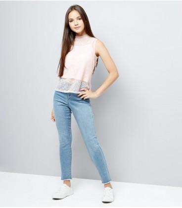 Bluzka dziewczęca NEW LOOK Lace 2403021/12/13