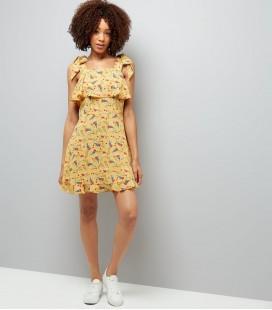 Sukienka damska NEW LOOK Print XL 2403033/42