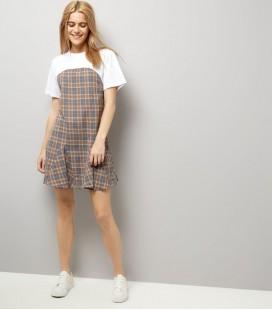 Sukienka damska NEW LOOK Check 2404005/46
