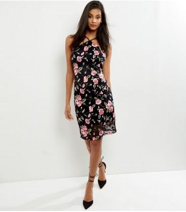 Sukienka damska NEW LOOK Emroidery L 2404008/40