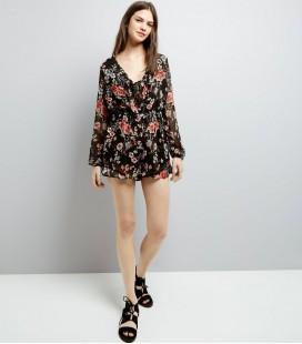 Kombinezon damski NEW LOOK Orchid XS 2404026/34