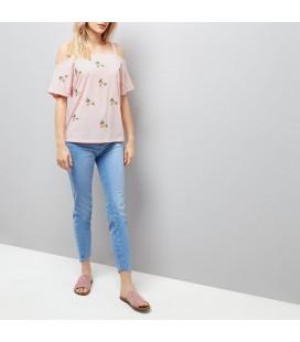 T-shirt damski NEW LOOK Embroidery XXL 2406002/44