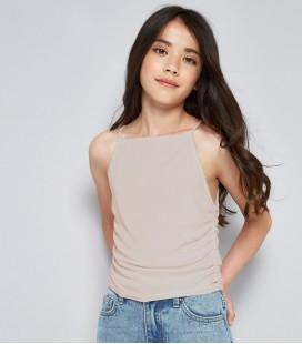 Bluzka dziewczęca NEW LOOK Ruched 2406010/10/11