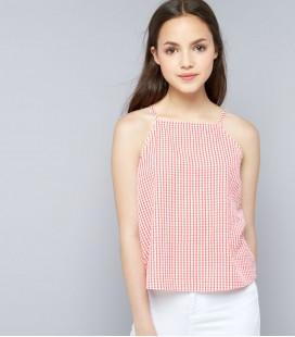 Bluzka dziewczęca NEW LOOK Seersucker 2406014/15