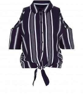 Bluzka dziewczęca NEW LOOK Stripe 2406020/9
