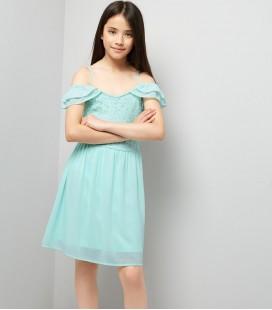 Sukienka dziewczęca NEW LOOK Lace 2406021/14