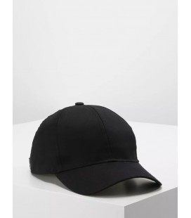 Męska czapka z daszkiem NEW LOOK Black 2407005