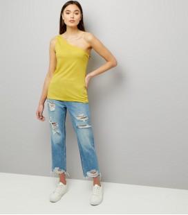 T-shirt damski NEW LOOK One Shoulder XL 2408002/42