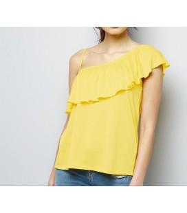T-shirt damski NEW LOOK Shoulder Ruffle 2408004/44